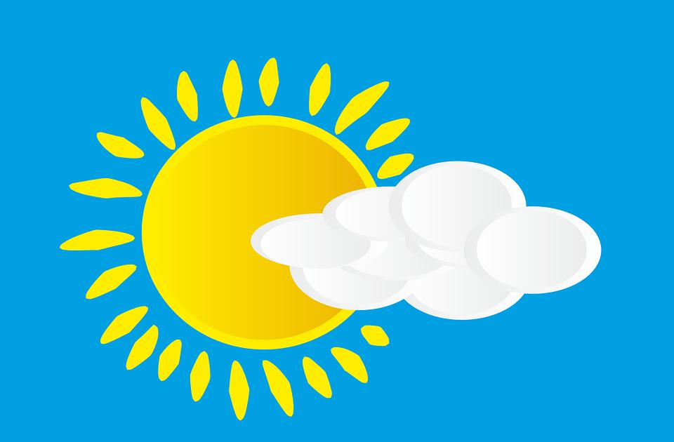 Цветные картинки веселого солнца с лучиками для детей 28
