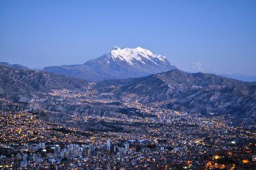 Самые высокогорные города и поселения мира 3