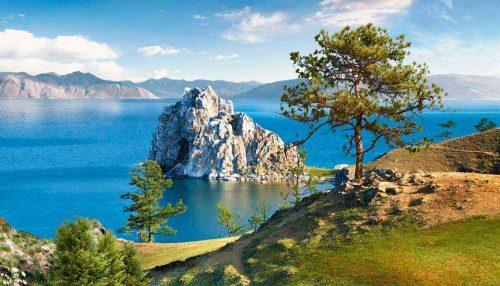 Какие озера самые глубокие на Земле - список, характеристика и фото 12