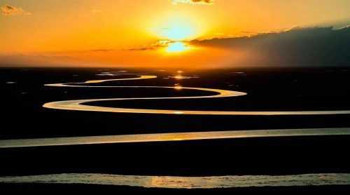 Куда текут реки? Окружающий мир 4