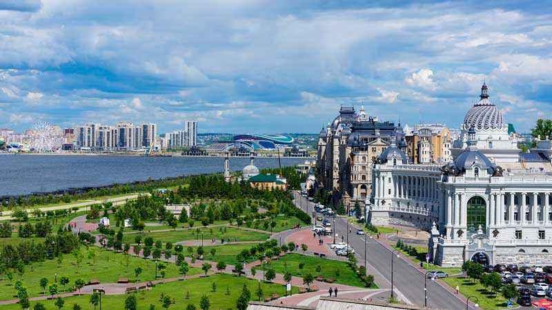 Города России 5