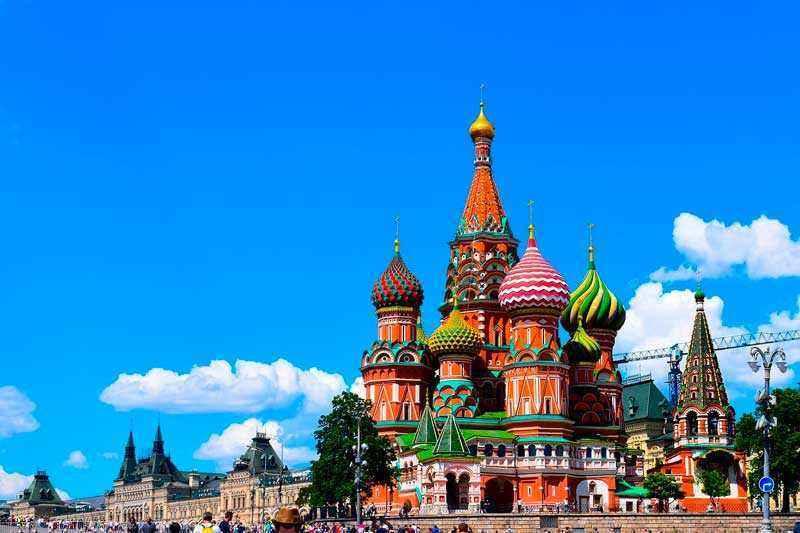 Города России 2