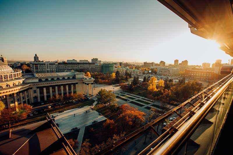 Города России 4