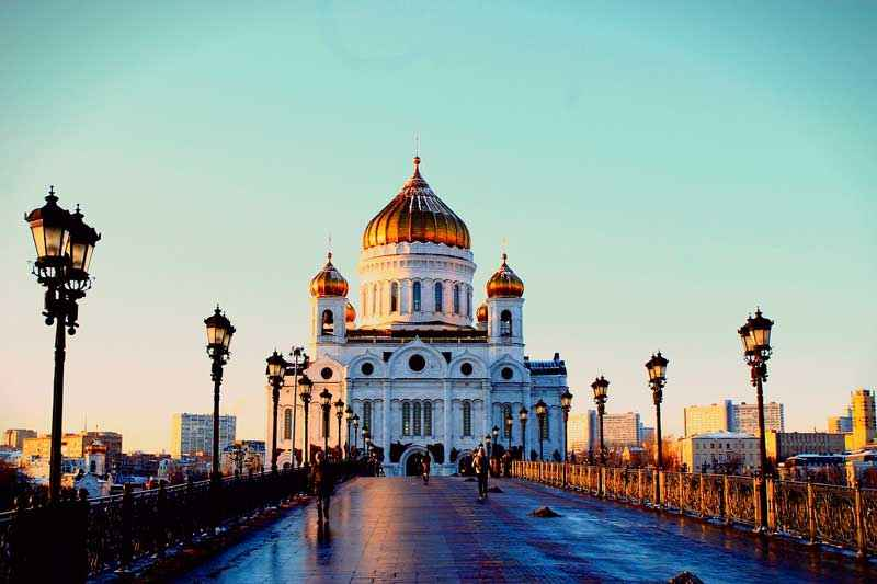 Путешествие по Москве 10
