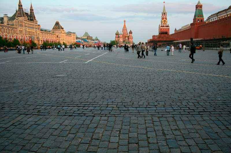 Путешествие по Москве 3