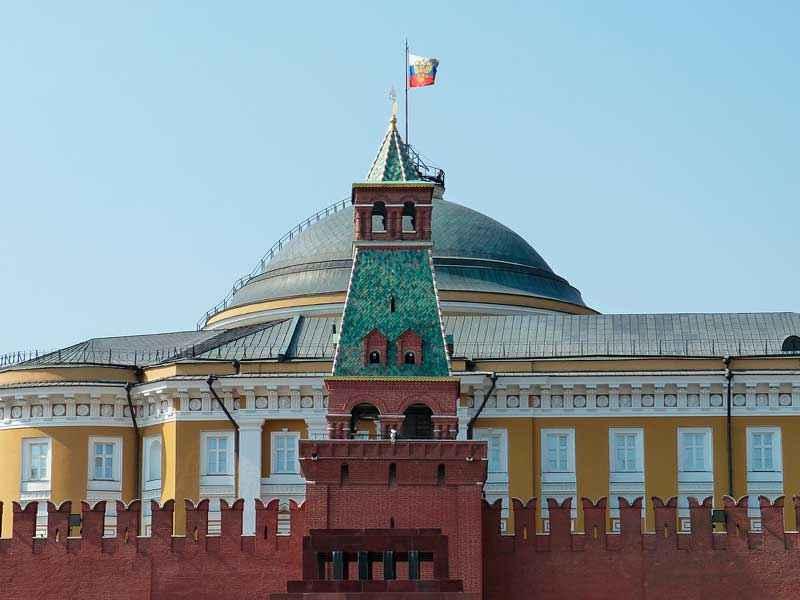 Путешествие по Москве 4