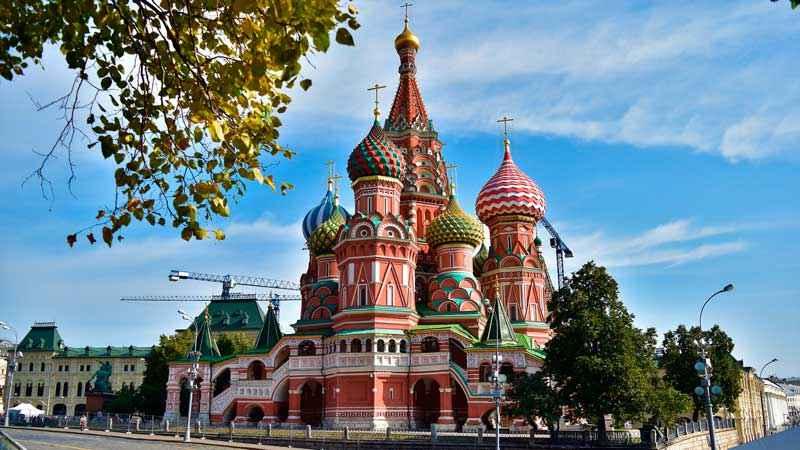 Путешествие по Москве 5