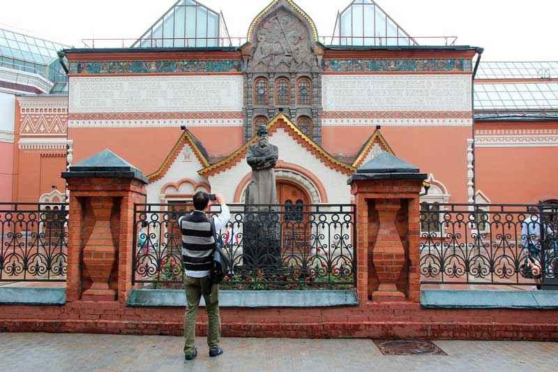 Путешествие по Москве 8
