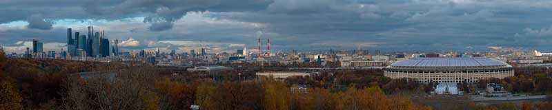 Путешествие по Москве 6