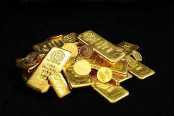 золото, слитки, монеты